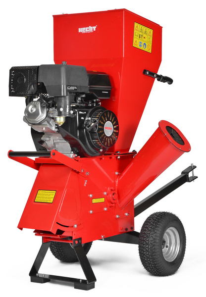 HECHT 6420 - motorový drtič větví