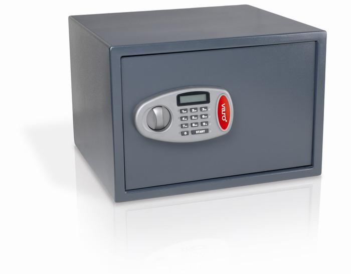 MOTSA15EL - Electronický trezor na notebok - vysoký model