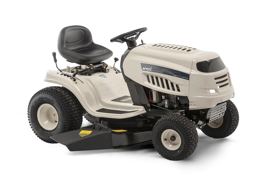 MTD DL 96 H - zahradní traktor s bočním výhozem