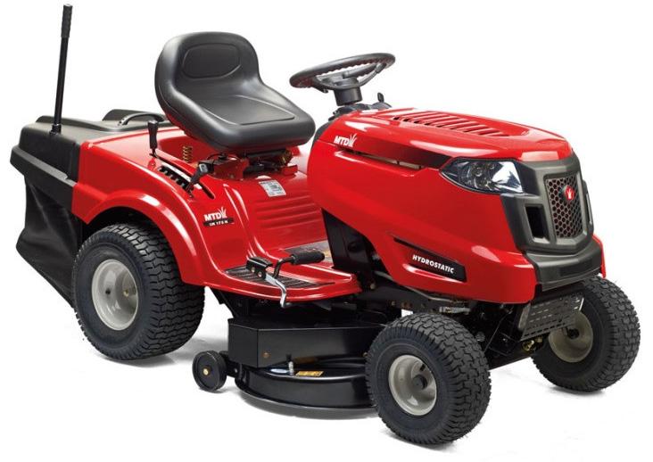 MTD LE 180/92 H - travní traktor s zadním výhozem + DÁREK