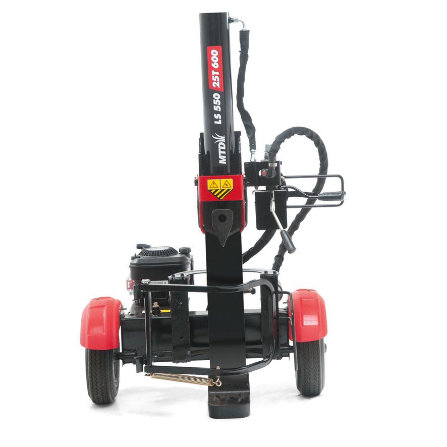 MTD LS 550 - štípač dřeva s benzinovým motorem