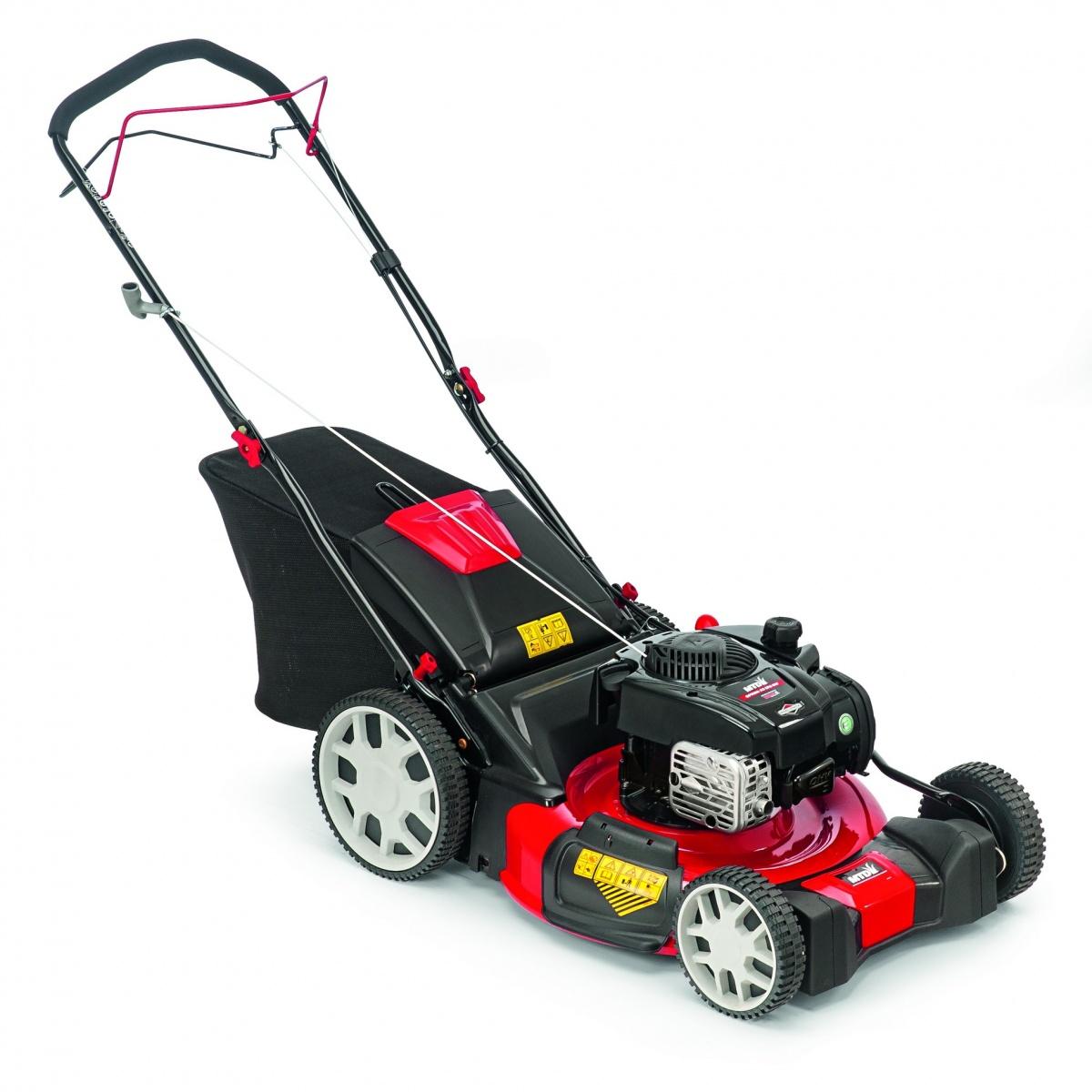 MTD OPTIMA 53 SPB HW - travní sekačka s benzinovým motorem a pojezdem + DÁREK