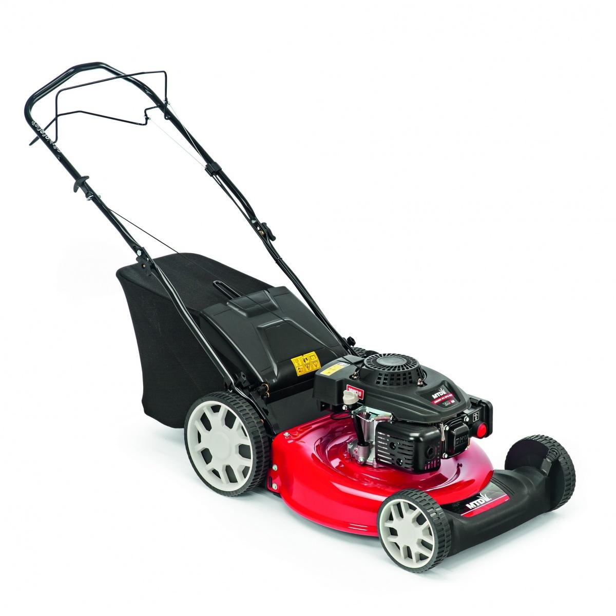 MTD SMART 53 SPO HW - travní sekačka s benzinovým motorem + DÁREK