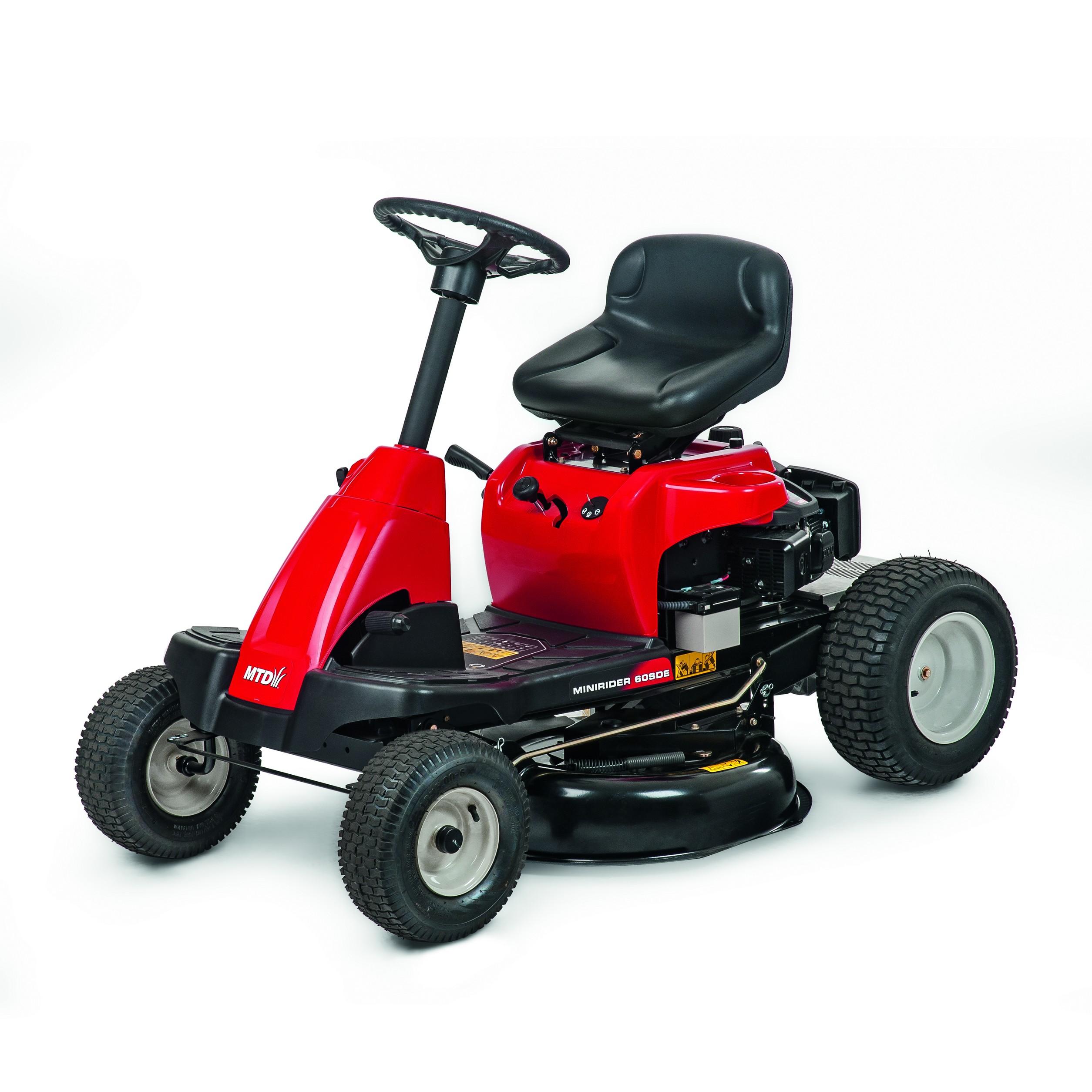 mtd smart minirider 60 sde travn traktor se bo n m. Black Bedroom Furniture Sets. Home Design Ideas