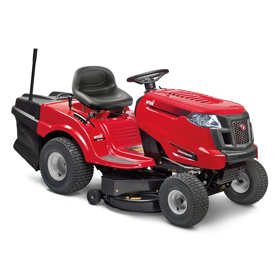 MTD SMART RN 145 - travní traktor s zadním výhozem + DÁREK
