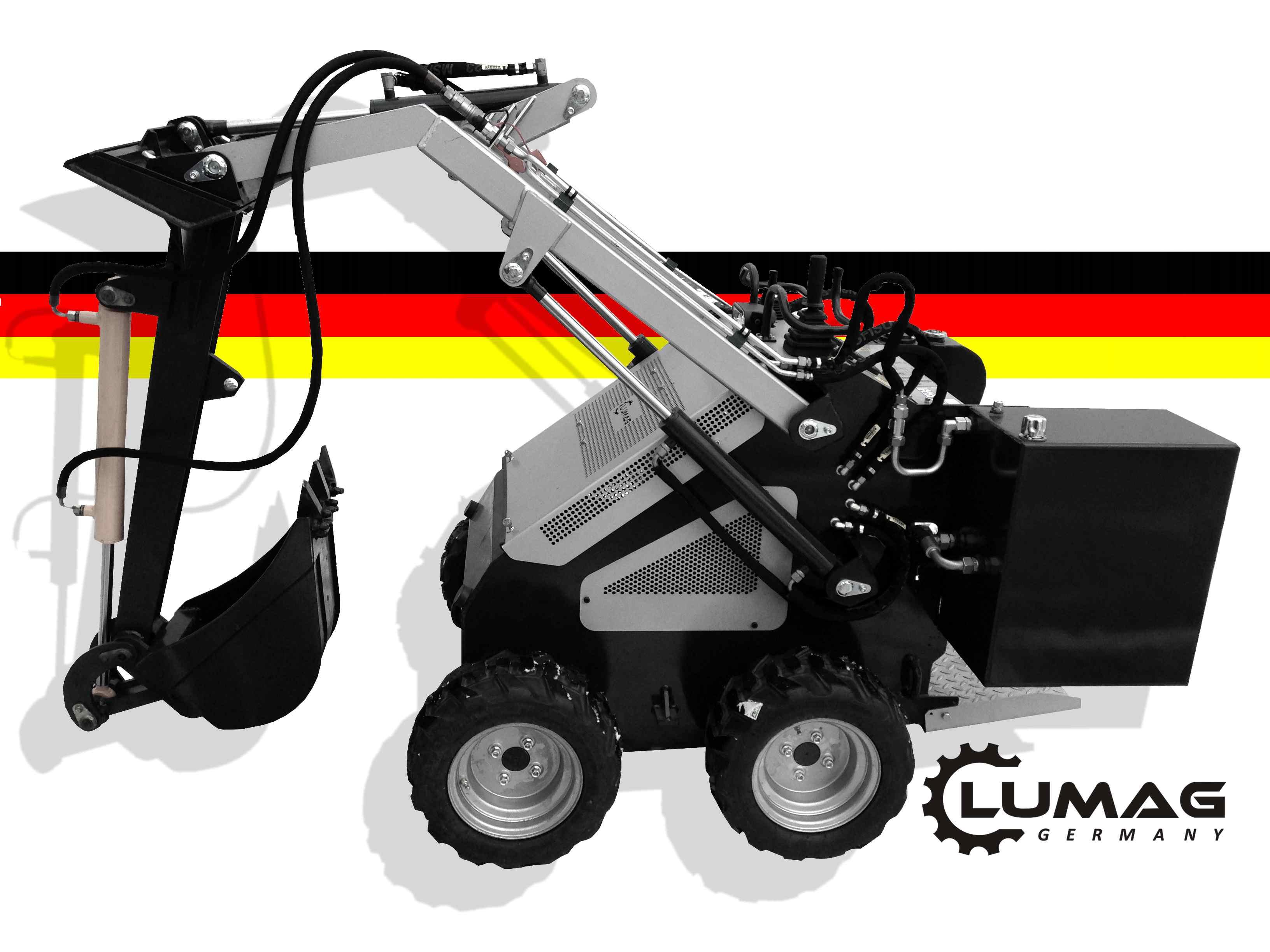 Multifunkční truck Lumag HORNER V2