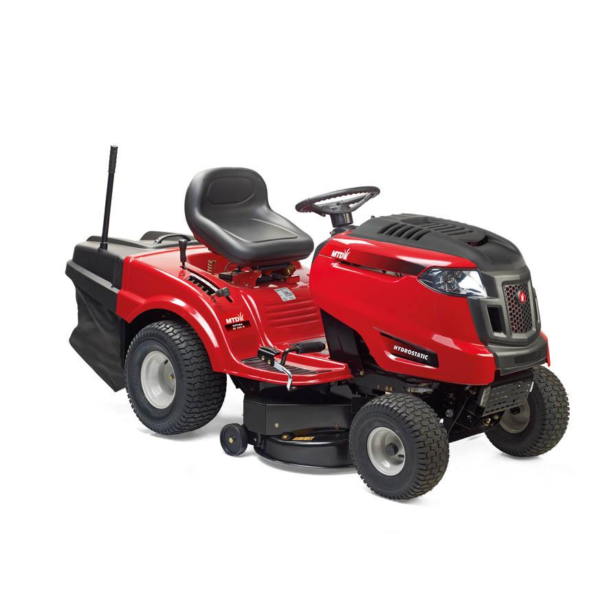 OPTIMA LE 145 H - travní traktor s zadním výhozem + DÁREK