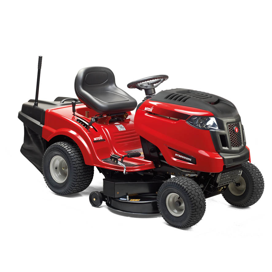 OPTIMA LN 165 H - travní traktor s zadním výhozem + DÁREK