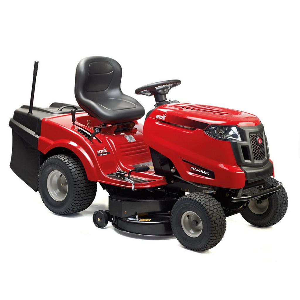 OPTIMA LN 200 H RTG - travní traktor se zadním výhozem + DÁREK