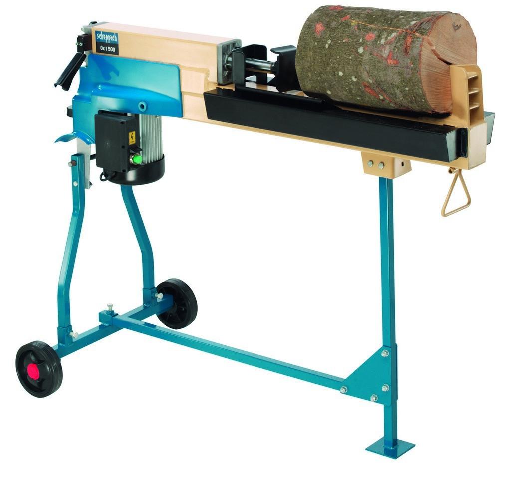 Ox t500 - horizontální štípač dřeva 230 V