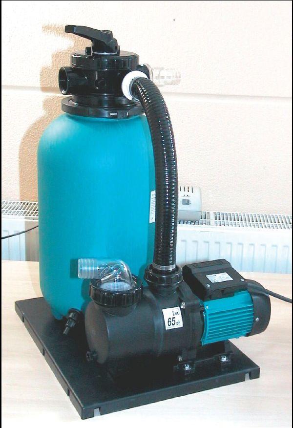 Písková filtrace Alpha 350 / Niper 3 - 450