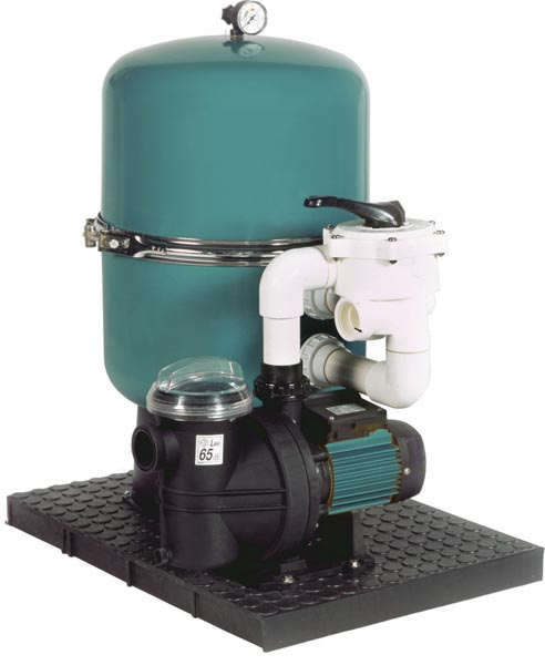 Písková filtrace SF 400 / Blaumar I1 50