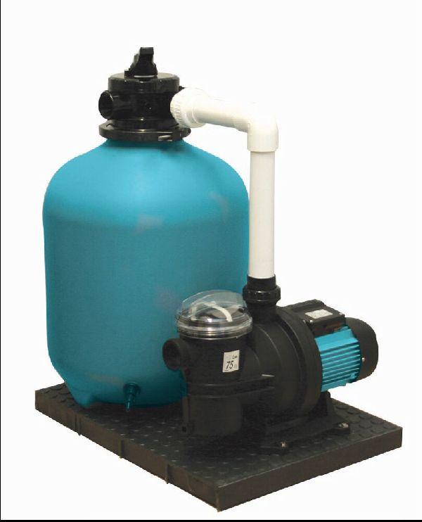 Písková filtrace Top 450 / Blaumar S1 60