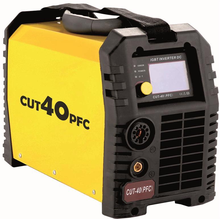 Plazmový řezací stroj CUT 40 PFC včetně hořáku