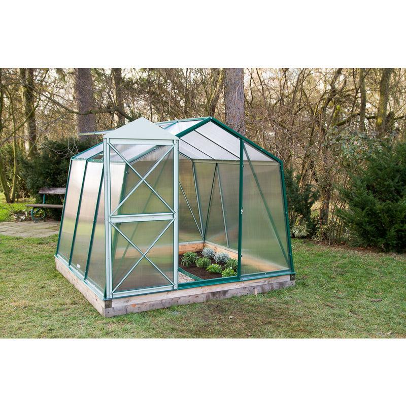 Polykarbonátový skleník HORNEET 365