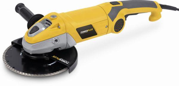 POWX0617 - Úhlová bruska 230 mm / 2 500 W