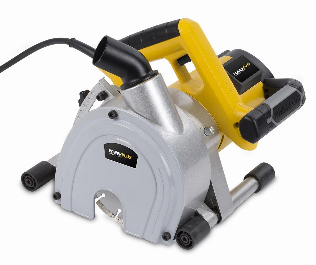 POWX0650 - Drážkovací fréza 1 800 W