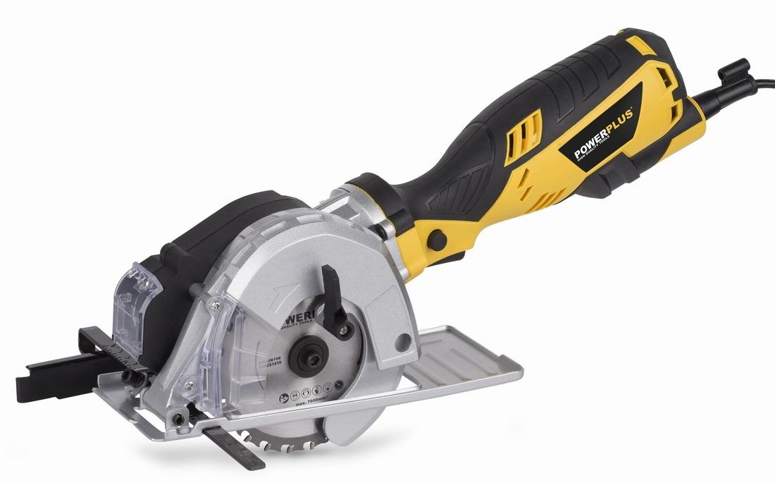 POWX1410 - Mini pila na kov 600W / 120mm