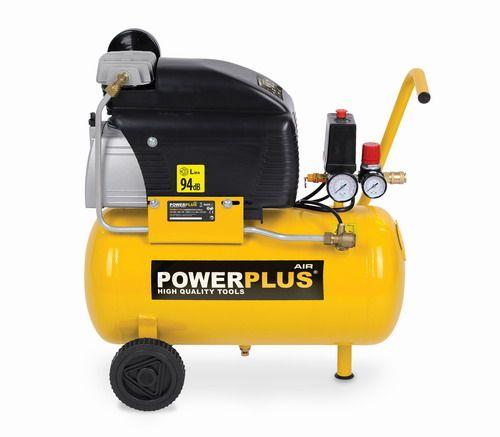POWX1735 - Kompresor 1 500 W / 24 L