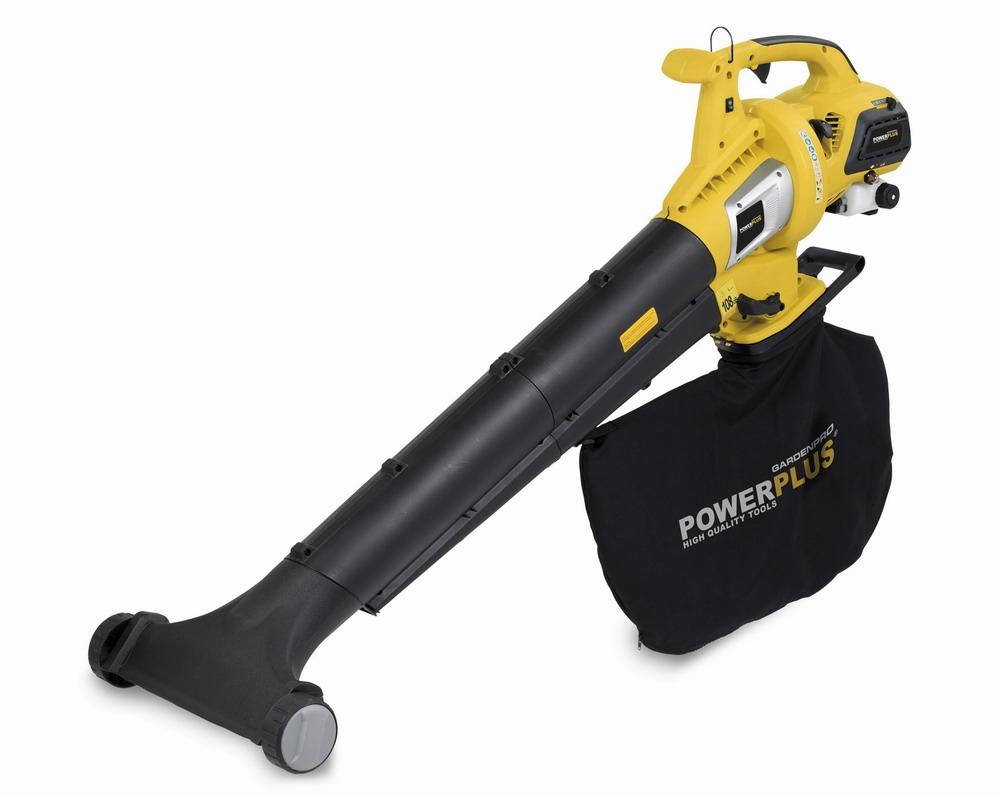 POWXG4050 - Benzinový vysavač/foukač 30cc