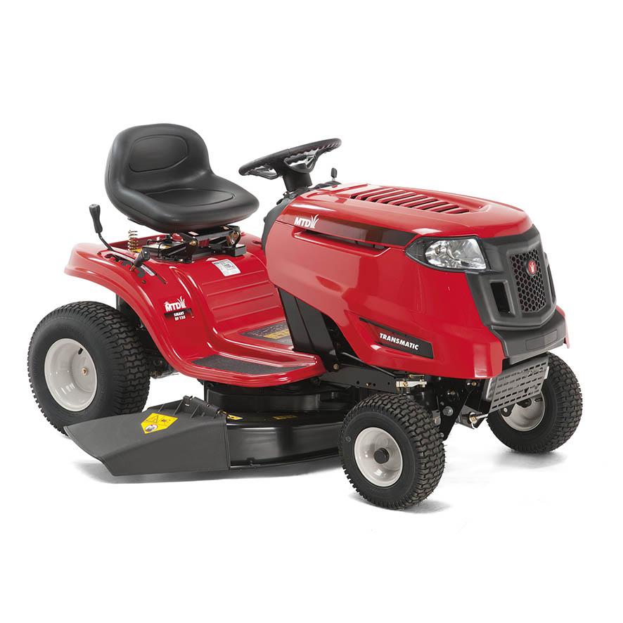 SMART RF 125 - travní traktor s bočním výhozem