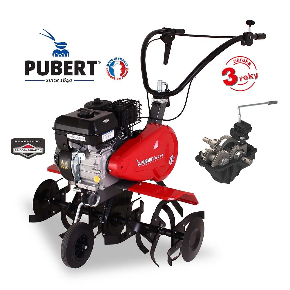 PUBERT ARO 65B C3 - benzínový kultivátor