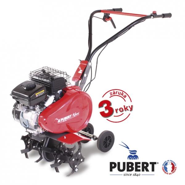 PUBERT NANO 20R - benzínový kultivátor