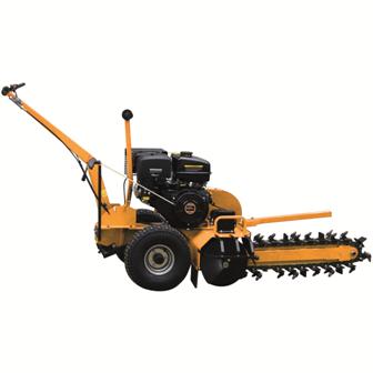 Půdní rýhovací fréza Lumag GF800