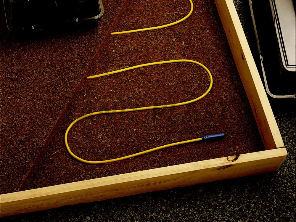 Půdní topení - odporový drát 12 m
