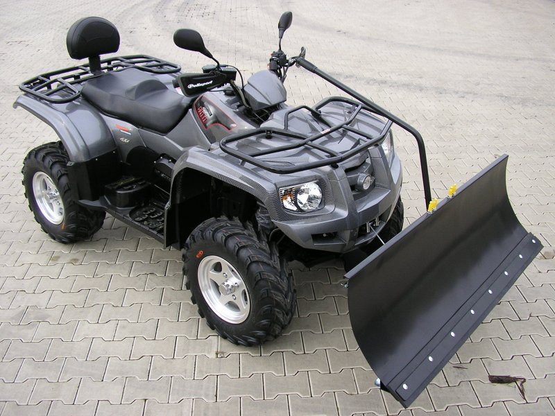 Radlice 1,4 m komfort - HUNTER 500