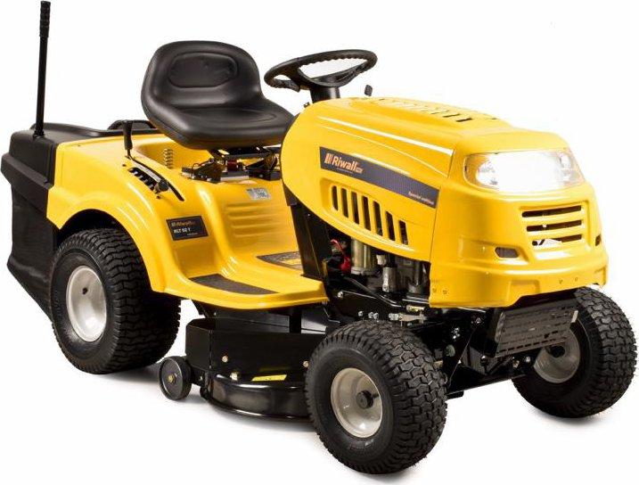 Riwall PRO RLT 92 T - zahradní traktor s zadním výhozem
