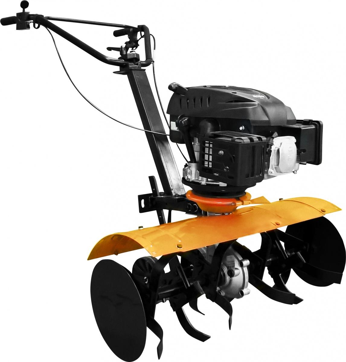 Riwall PRO RPT 8055 - kultivátor s benzinovým motorem + DÁREK