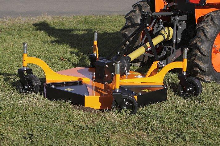 Rotační žací stroj KBM 100