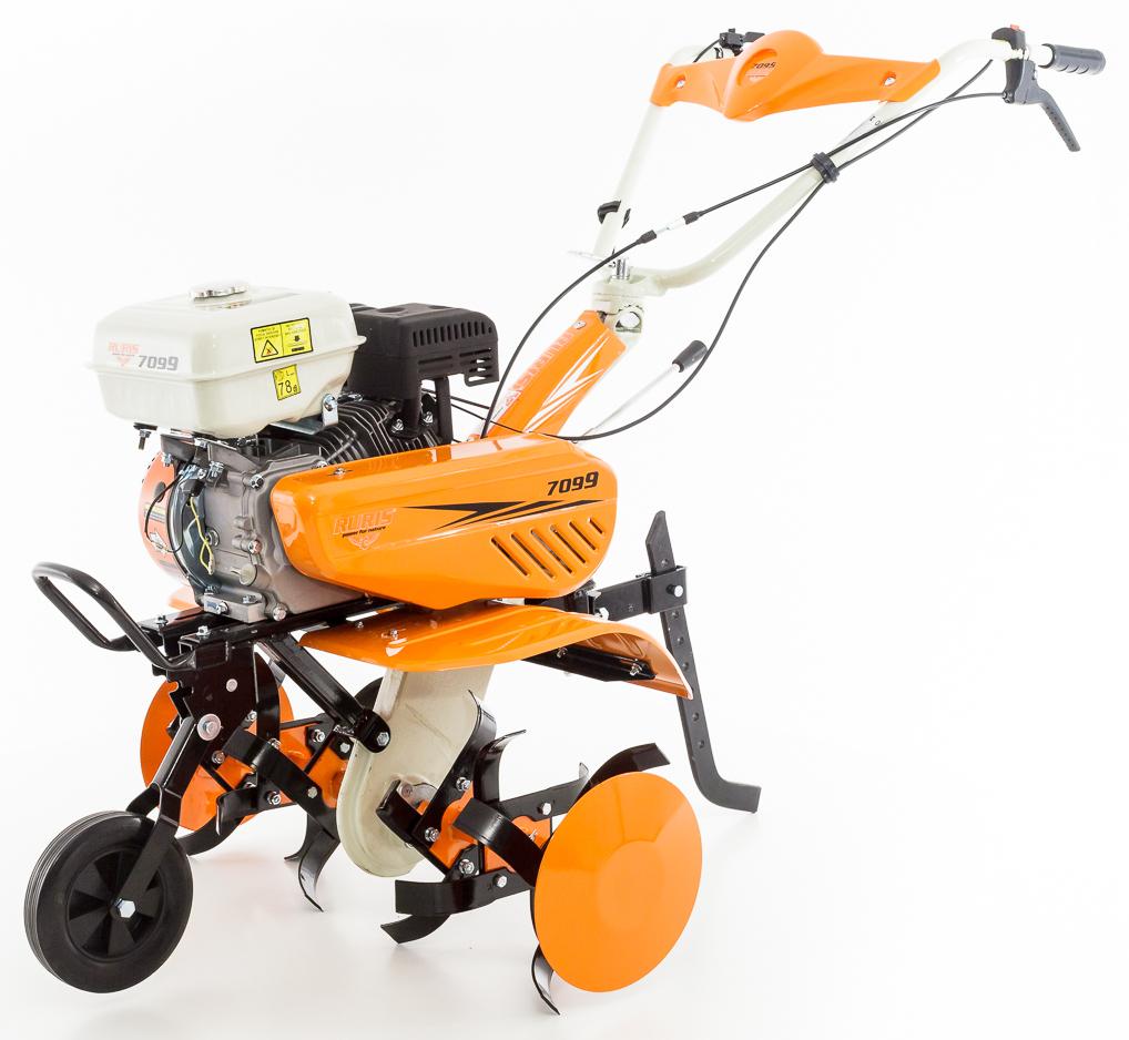 RURIS 7099 - motorový kultivátor + příslušenství ZDARMA