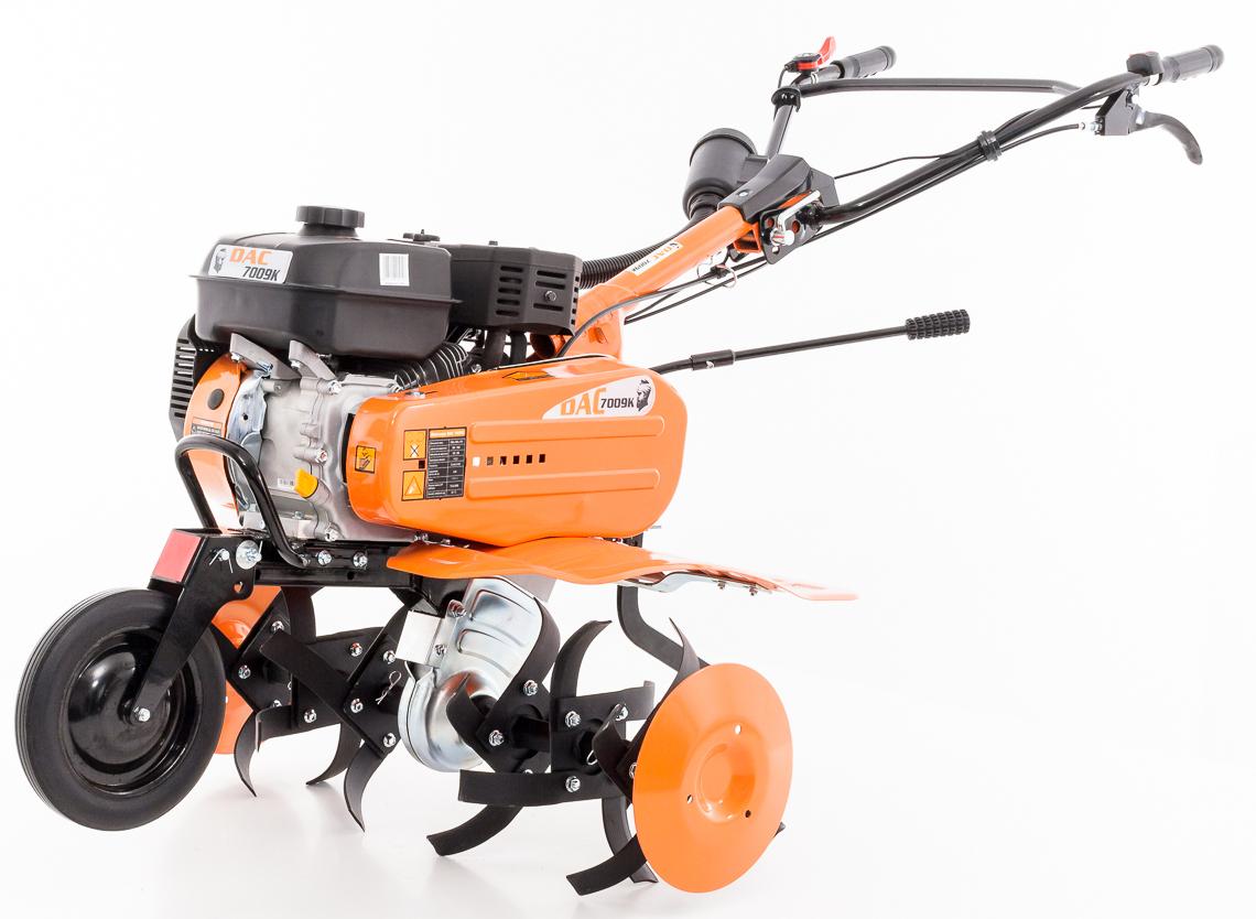 RURIS DAC 7009K - motorový kultivátor + příslušenství ZDARMA