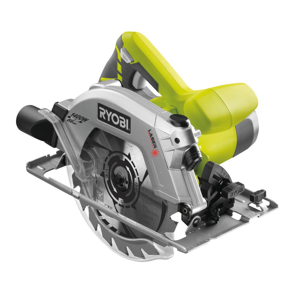 RWS 1400-K - ruční okružní pila 1400 W s laserem