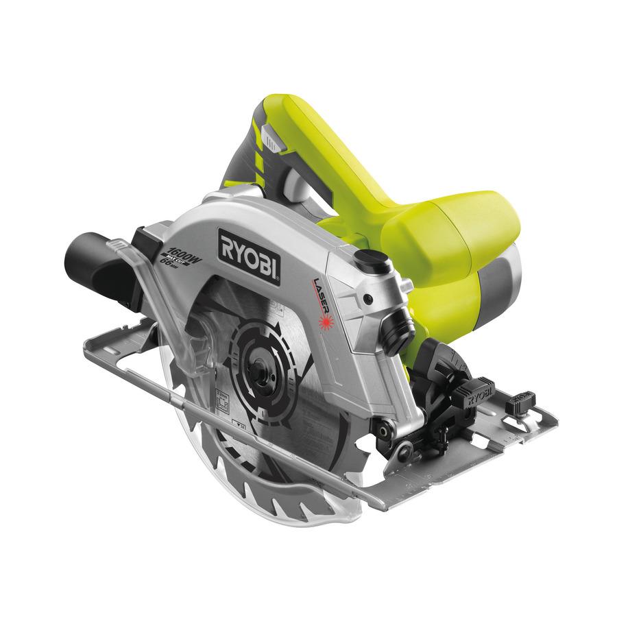 RWS 1600-K - ruční okružní pila 1600 W s laserem