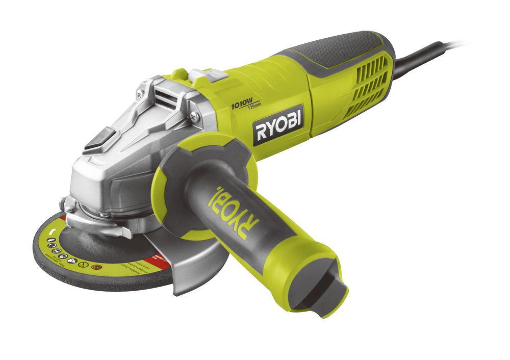 Ryobi RAG1010-125SF - úhlová bruska 125 mm