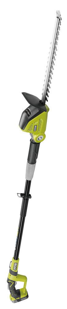 Ryobi RPT184515 - aku 18V plotostřih s prodlouženou rukojetí + baterie 1,5Ah + nabíječka ONE+