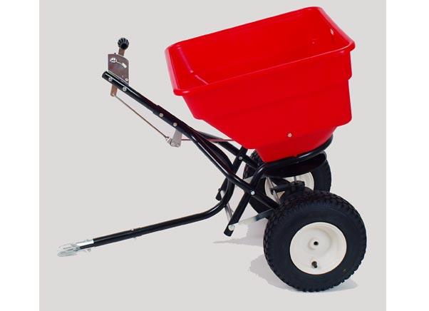 SA 50 T - posypový vozík