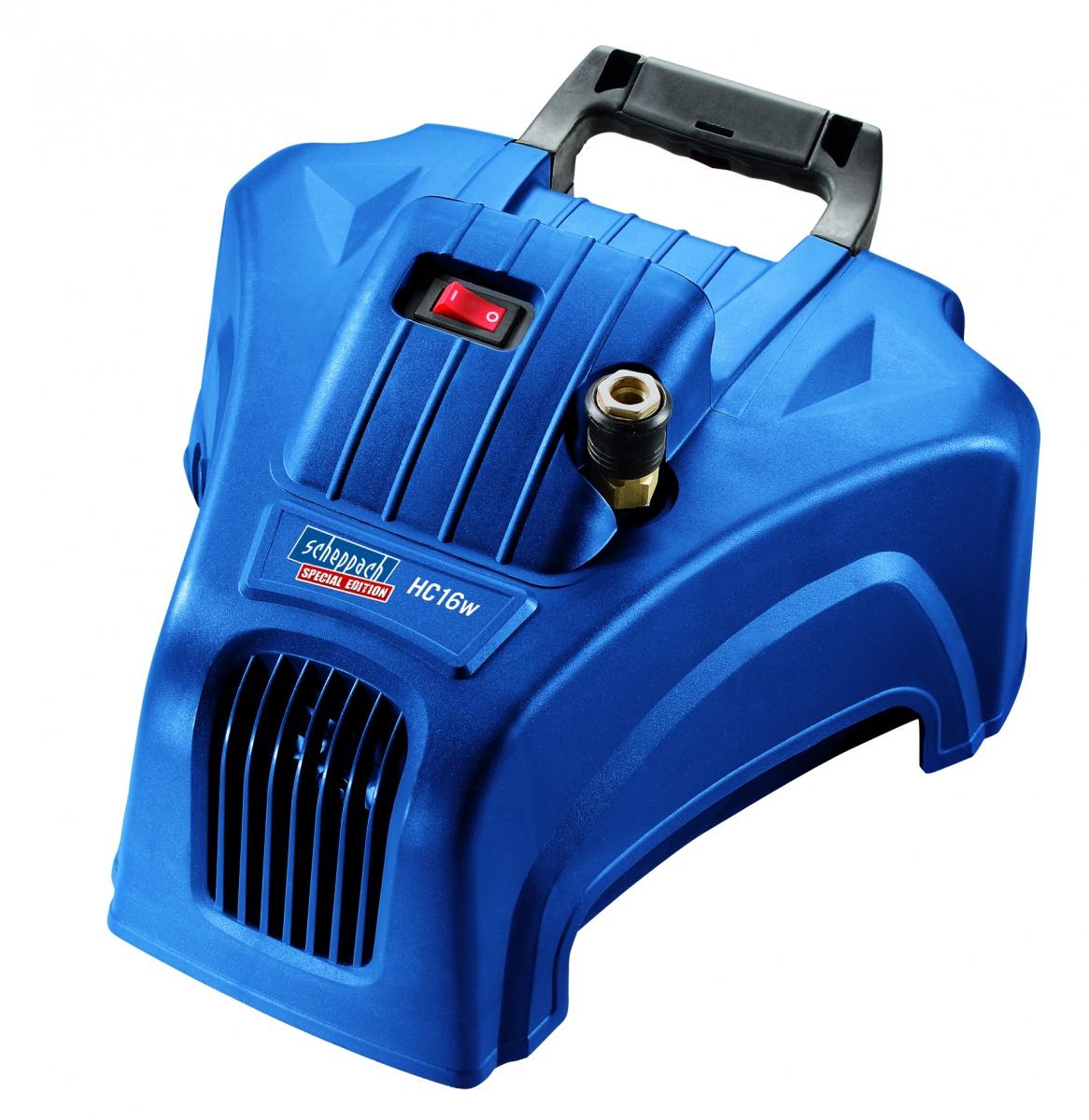 Scheppach HC 16 W - kompresor s příslušenstvím ZDARMA