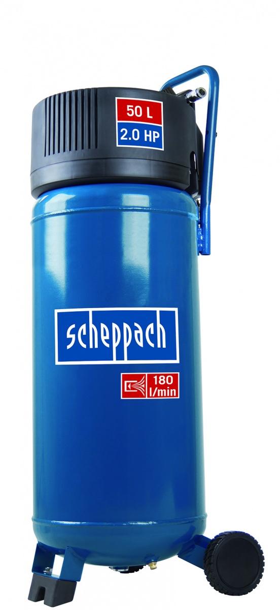 Scheppach HC 50 V - bezolejový vertikální kompresor