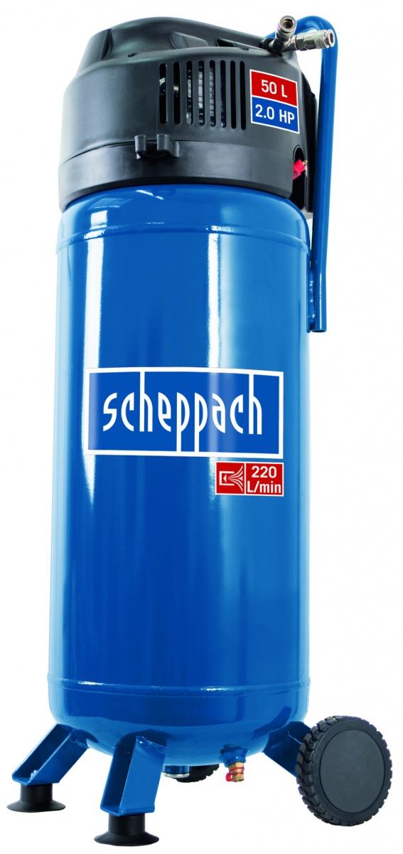 Scheppach HC 51 V - bezolejový vertikální kompresor