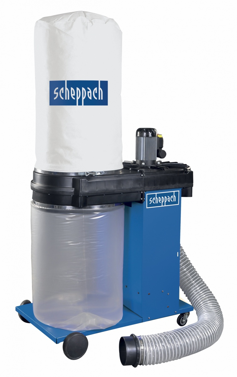 Scheppach HD 15 - Odsavač