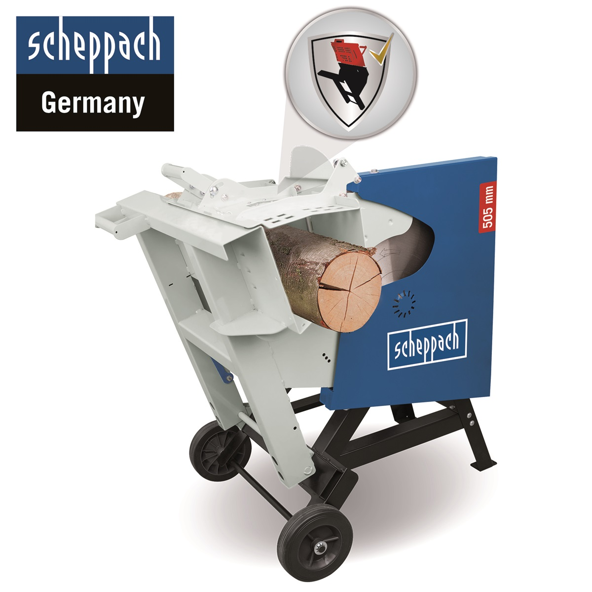 Scheppach HS 520 - kolébková pila/cirkulárka 230 V