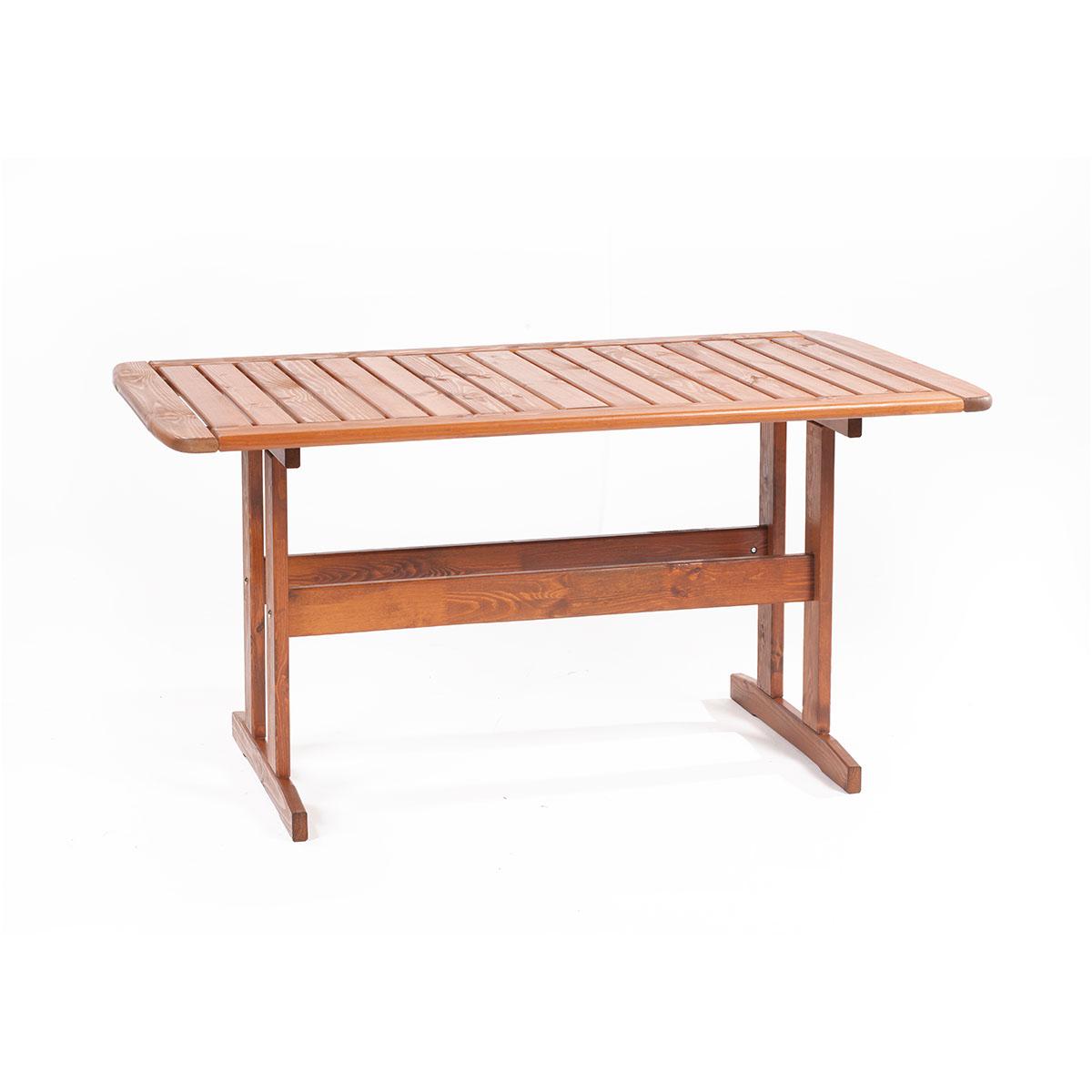 Skeppsvik - zahradní stůl z borovice
