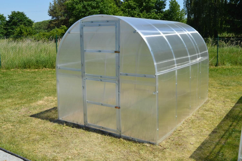 skleník LANITPLAST KYKLOP 2 x 3 m PC 6 mm