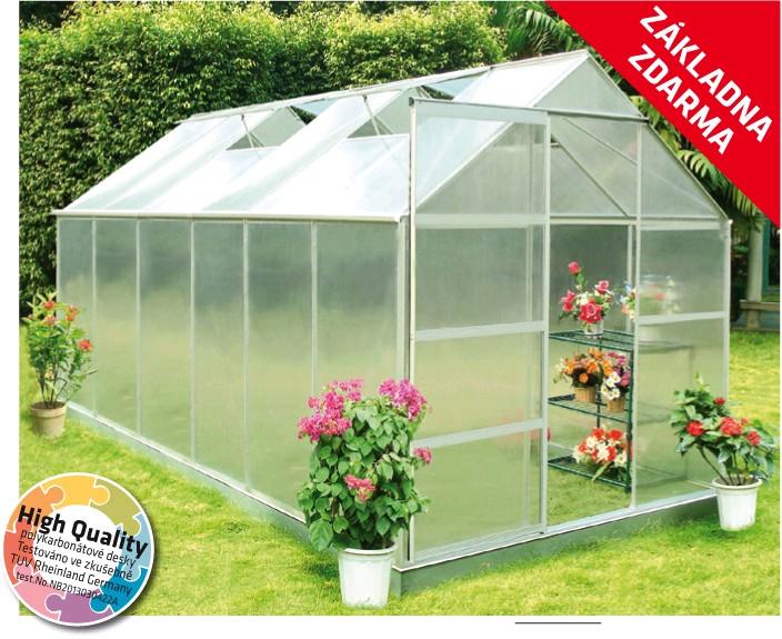 skleník komfort