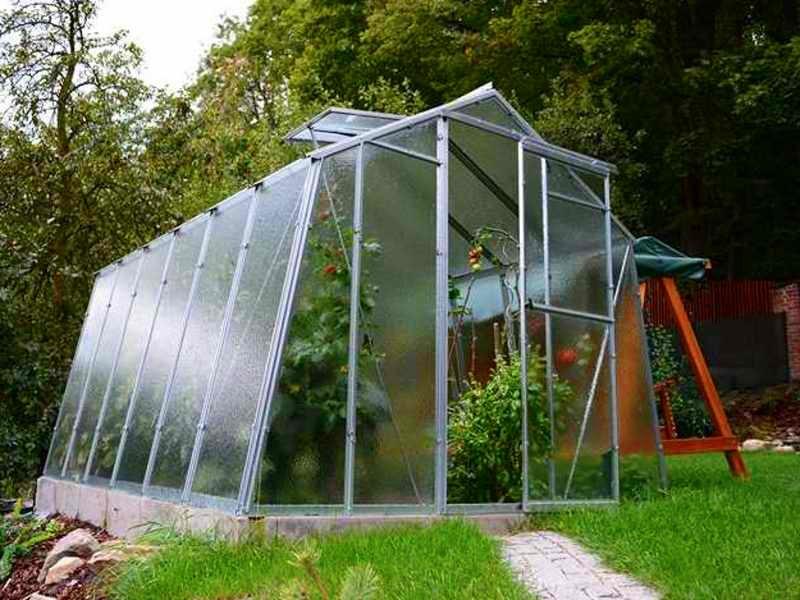 skleník hobby