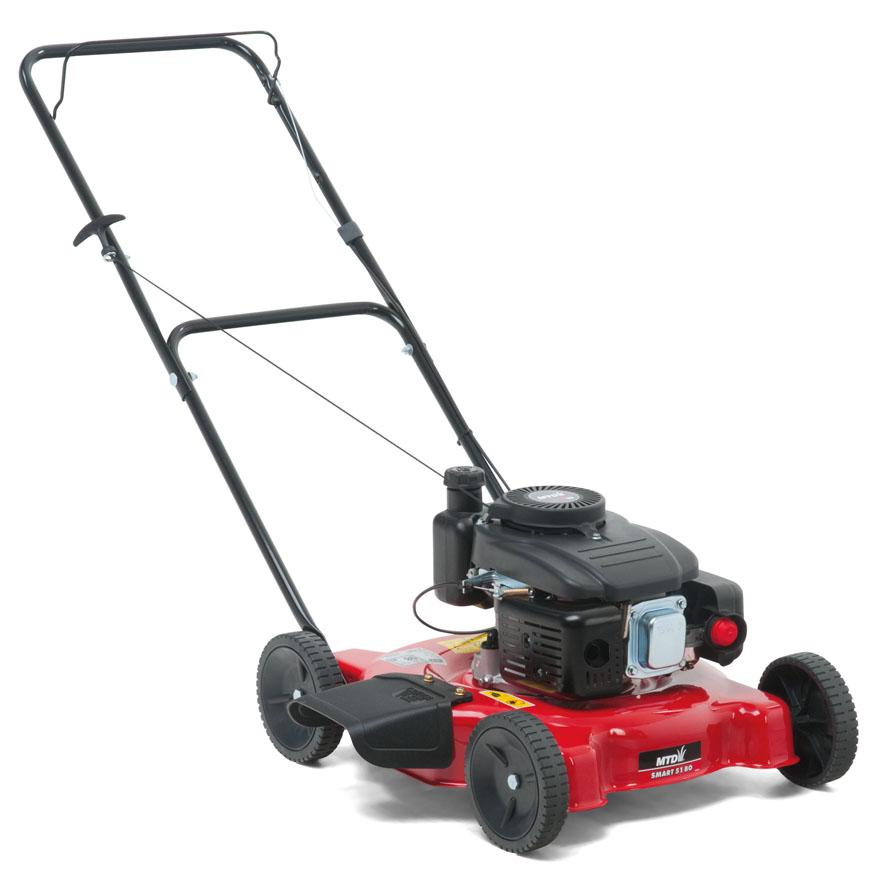MTD SMART 51 BO - travní sekačka s benzinovým motorem bez pojezdu + DÁREK